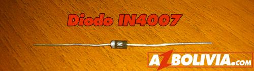 Diodo IN4007