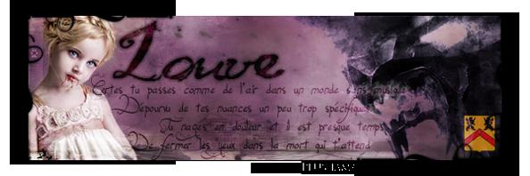 [travaux RR]  ~ gribouillages classiques~ - Page 2 Louve-sang-ban-3defa9c