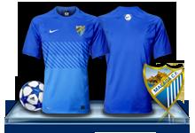 Camiseta Málaga CF para avatar 14-3f77ead