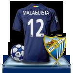 Camiseta Málaga CF para avatar 6-3f780d1