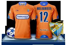 Camiseta Málaga CF para avatar 9-3f7813f