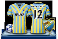 Camiseta Málaga CF para avatar 6-3f7335c