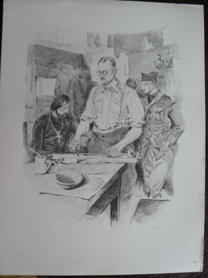"""3 séries de """"dessins de captivité"""" P1090075-42b0ae3"""