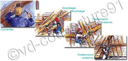 protection des bois