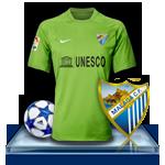 Camiseta Málaga CF para avatar 5-3f77f8a