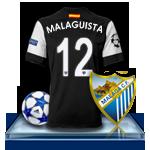 Camiseta Málaga CF para avatar 4-3f77f83