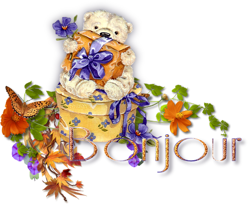 Bon LUNDI 13 JANVIER 20120920ourson-4348da9