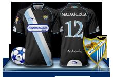 Camiseta Málaga CF para avatar 8-3f7813a