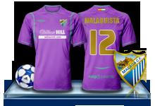Camiseta Málaga CF para avatar 6-3f7a1ac